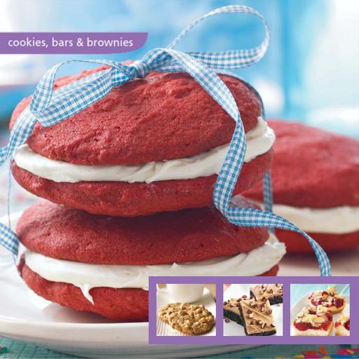 Best cookies bars and brownies poster