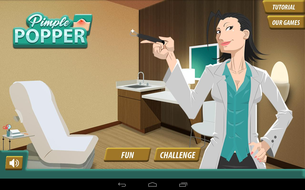 Pimple popping game apk download free casual game for android.
