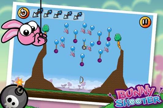 Bunny Shooter screenshot 2