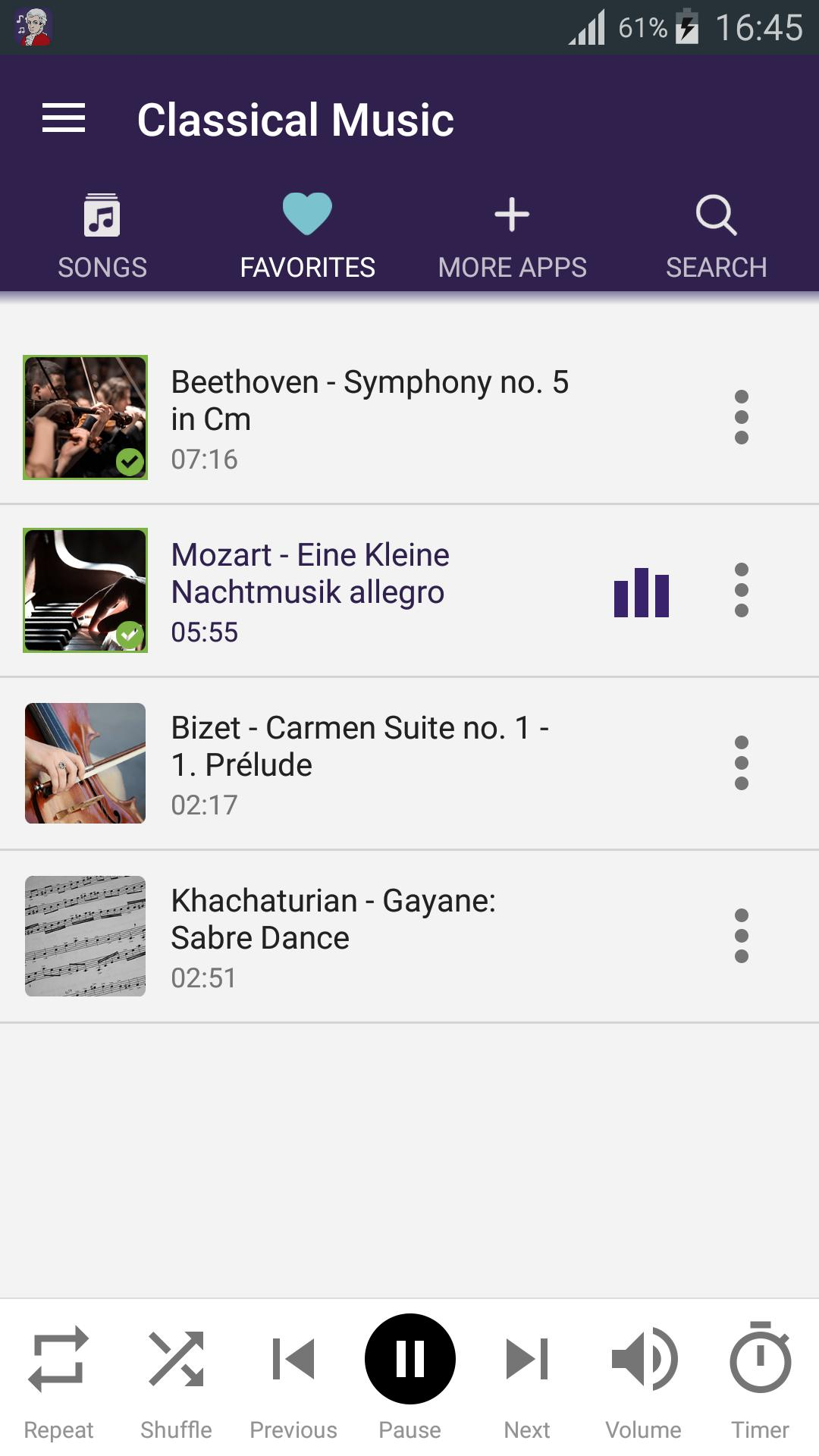 Classical Music for Android - APK Download