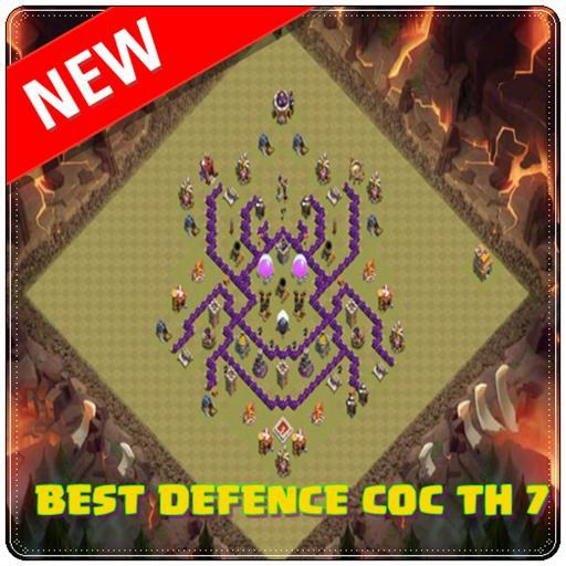 Best Defence Coc Th 7 For Android Apk Download