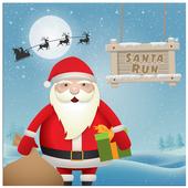 Santa Claus Run & Jump icon