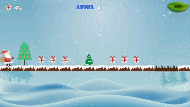 Santa Claus Run & Jump apk screenshot