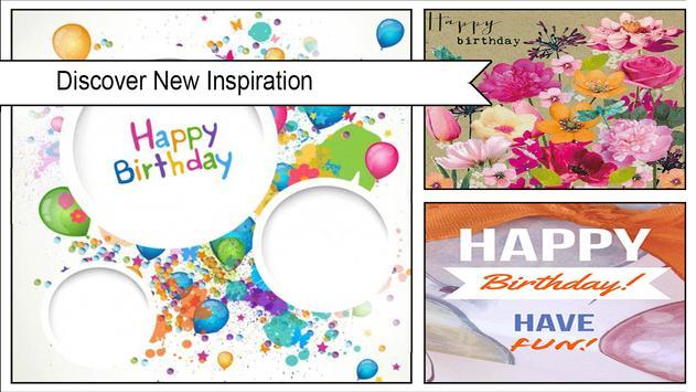 Birthday Greeting Cards screenshot 1