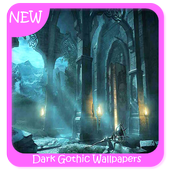 Dark Gothic Wallpapers icon