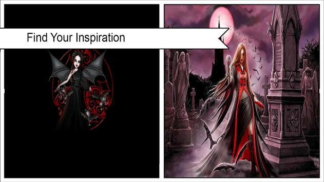 Dark Gothic Wallpapers poster