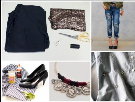 DIY Fashion Design Ideas screenshot 6