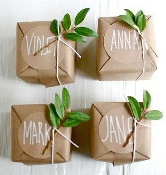 Beste DIY Cadeau Wrapping Ideeën poster
