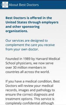 Best Doctors screenshot 1