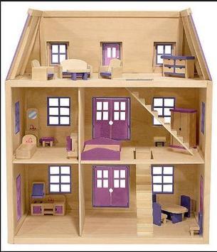 barbie doll house plans apk screenshot