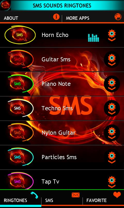 best sms tones app for iphone