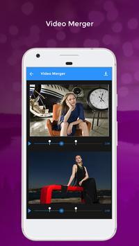Video Merger - Combine Video poster