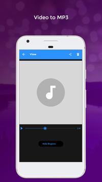 Video to MP3 & Ringtone Maker screenshot 1