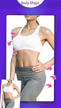 Body Shape Photo Editor - Body Shape Surgery screenshot 2