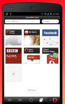 Fast Opera Mini Browser Tips.. poster
