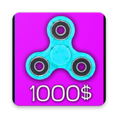 New Fidget Spinners Tips icon