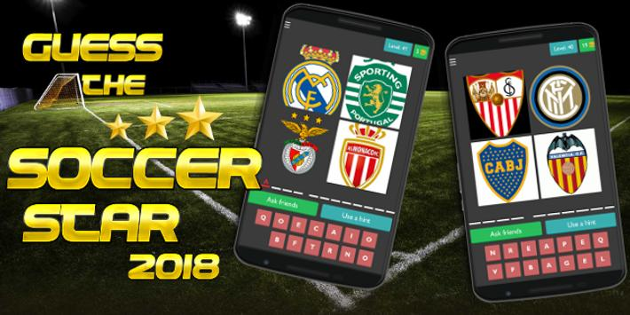 Football Soccer Quiz: New edition 2018 poster