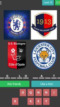 Football Soccer Quiz: New edition 2018 screenshot 1