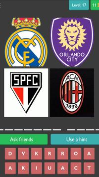 Football Soccer Quiz: New edition 2018 screenshot 3