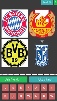 Football Soccer Quiz: New edition 2018 screenshot 4
