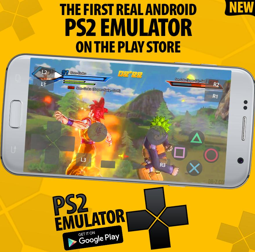 Golden PS2 for Android - APK Download