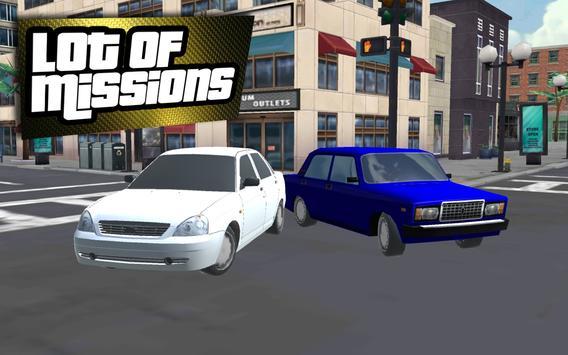 Russian Cars: Semerka Priora apk screenshot
