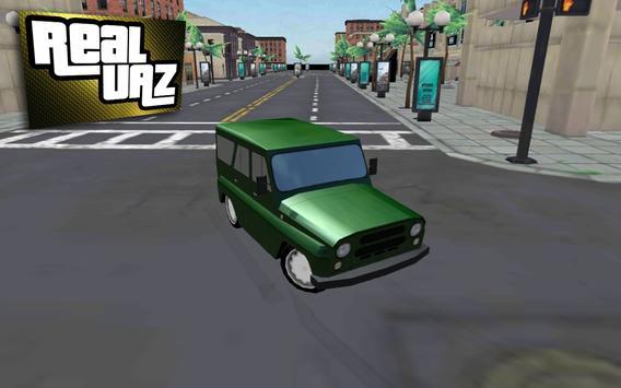 Russian Cars: Uaz Driving apk screenshot