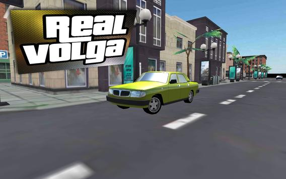 Russian Cars: Volga Driving apk screenshot