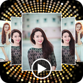 Video Slide Maker With Music icon