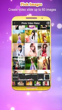 Photo Video Maker screenshot 4