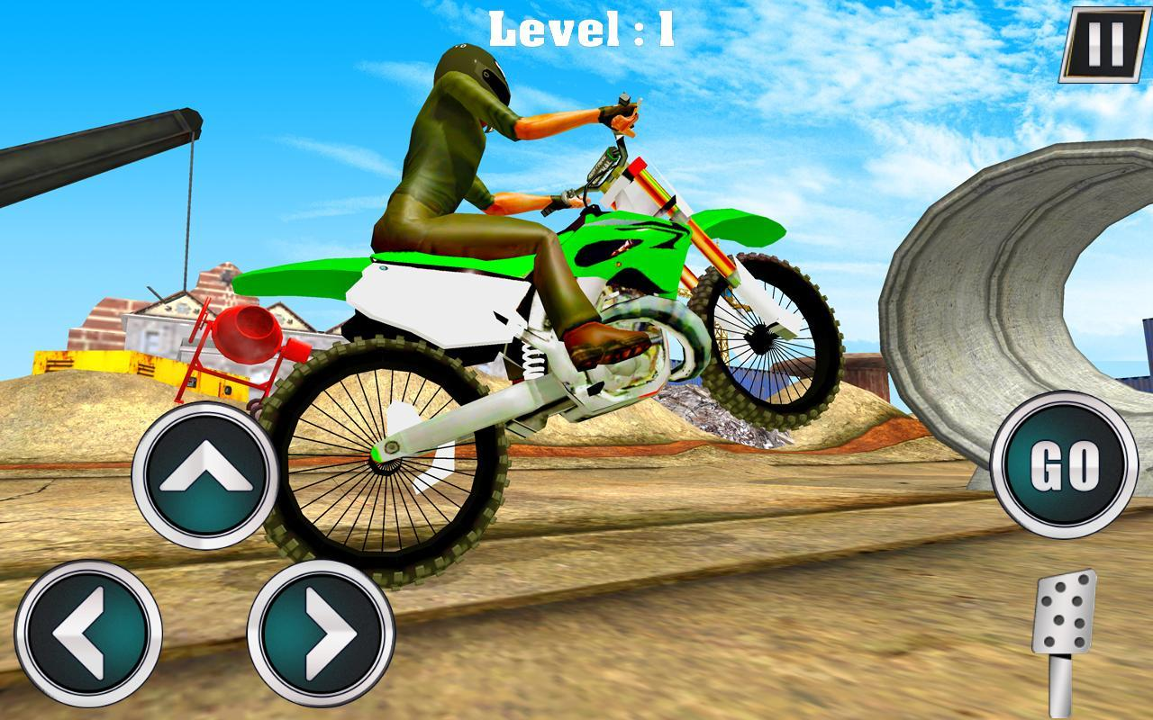 Dirt Bike Extreme Stunts 3d For Android Apk Download