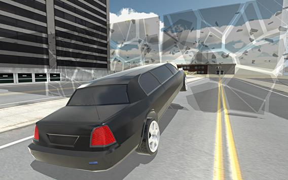 Police Car Stunt Simulation 3D screenshot 14