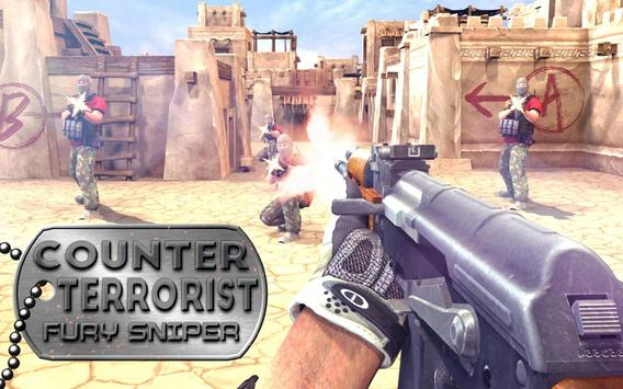 Counter Terrorist Fury Sniper screenshot 6