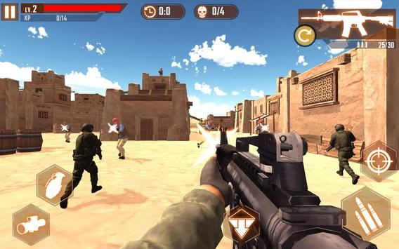 Counter Terrorist Fury Sniper screenshot 1