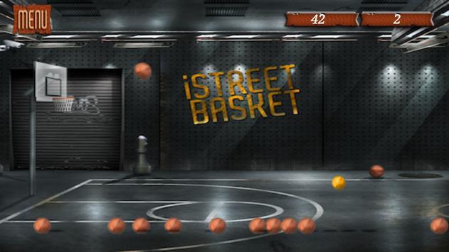 Street basketball - Fun Game apk screenshot