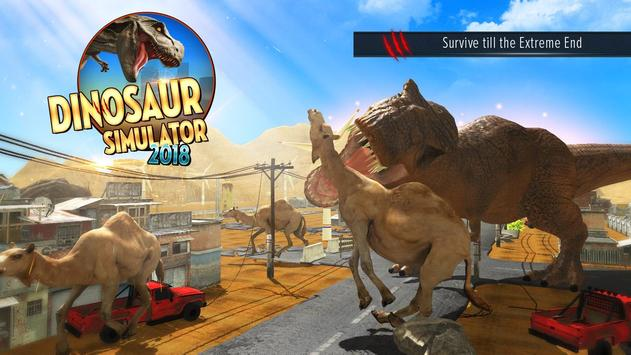 Dinosaur Games - Free Simulator 2018 screenshot 10