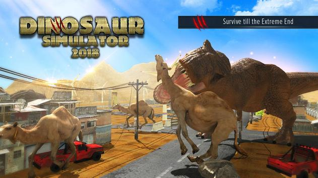 Dinosaur Games - Free Simulator 2018 screenshot 12