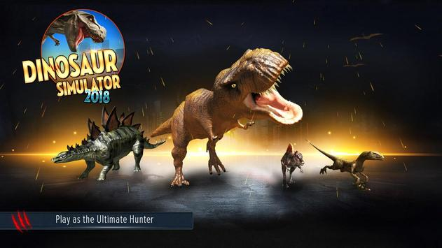 Dinosaur Games - Free Simulator 2018 screenshot 14