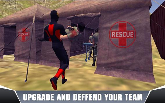 Army Super War Hero 3D screenshot 6
