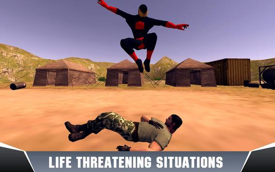 Army Super War Hero 3D screenshot 9