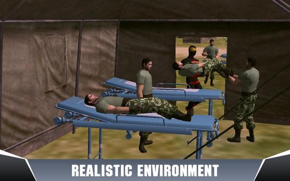 Army Super War Hero 3D screenshot 11