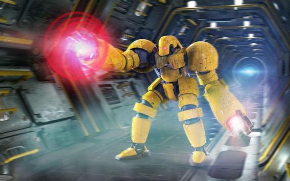 Robot War Transformation 2018 poster