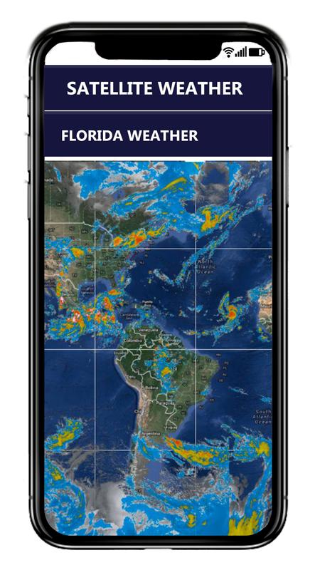 Florida Satellite View Weather Radar Live Map For Android Apk Download
