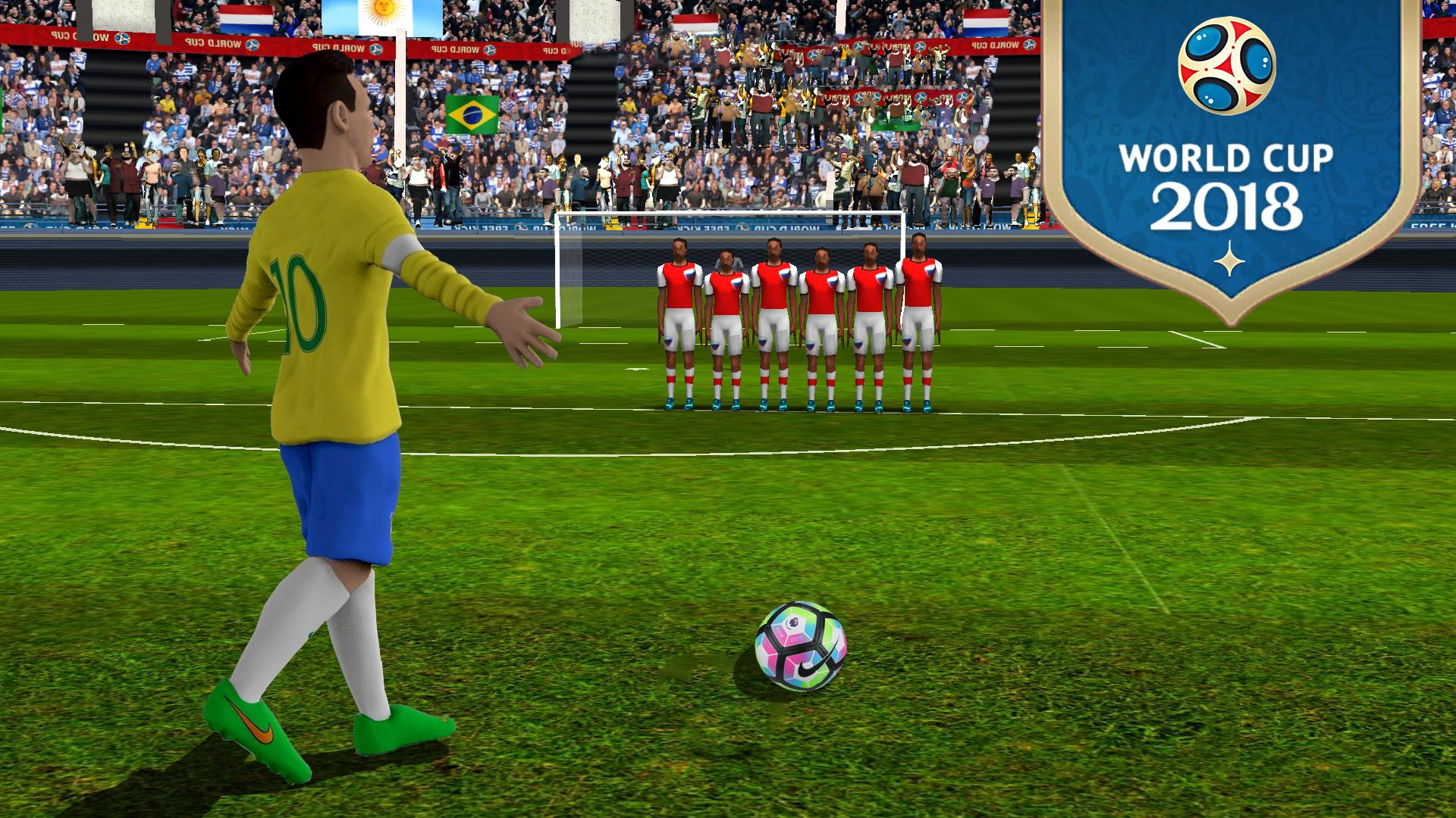 Freekick World Football Cup 2018 For Android Apk Download