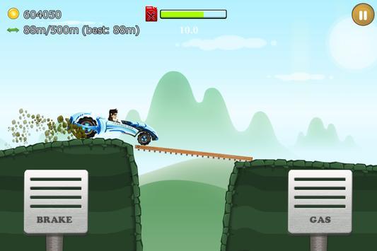 Up Hill Racing screenshot 1