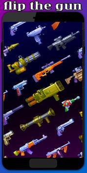 flip the gun. 2018 poster