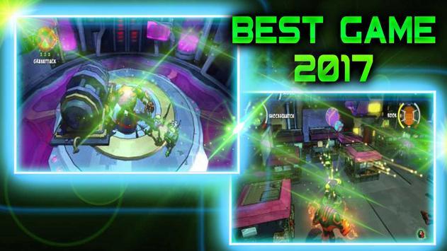 Ben Ultimate Transform force Alien Rescue apk screenshot