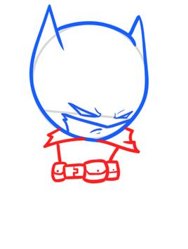 How to Draw Superheroes Chibi screenshot 3