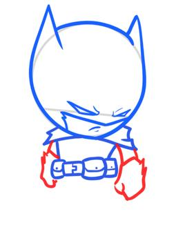 How to Draw Superheroes Chibi screenshot 4