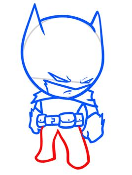 How to Draw Superheroes Chibi screenshot 5